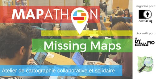 Mapathon Missing Maps à Chambéry @ La Dynamo
