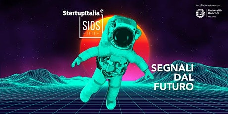 StartupItalia: meet the team tickets