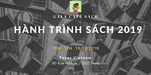 Gala Café Sách : Hành trình sách 2019