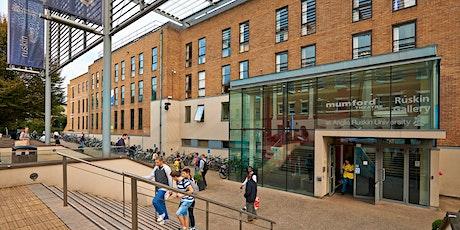 Anglia Ruskin University Student-Led Writing Retreat - 10/01/20 tickets