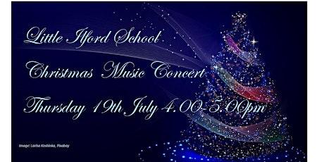 Christmas Music Concert tickets