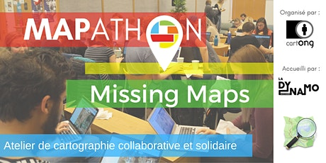 Mapathon Missing Maps à Chambéry @ La Dynamo tickets