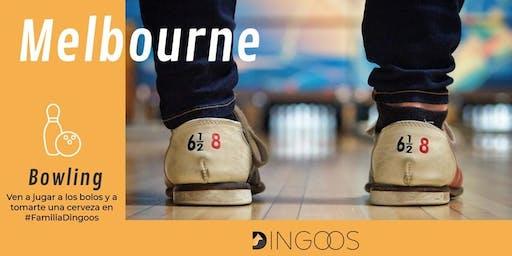 Dingoos Bowling & Beers - Melbourne