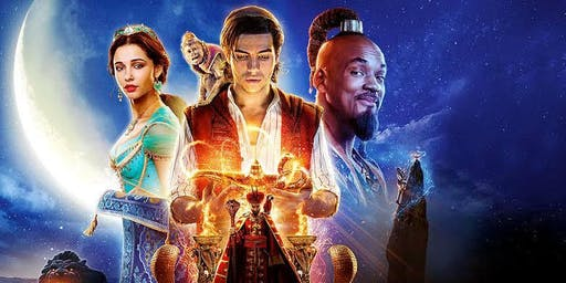 The Savoy Presents: Aladdin (2019)