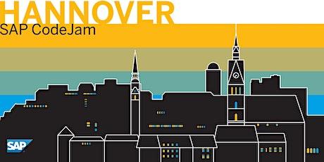 SAP CodeJam Hannover billets