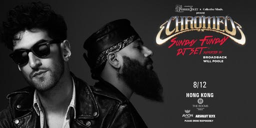 Perrier Jouet x Collective Minds Present: Chromeo
