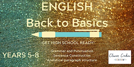 English Back to Basics