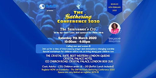 The GAP Network Gathering Conference 2020