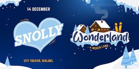 Disco Snolly x Wonderland tickets