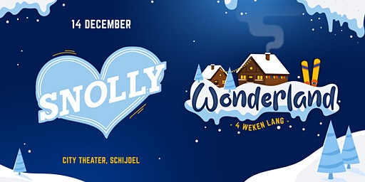 Disco Snolly x Wonderland
