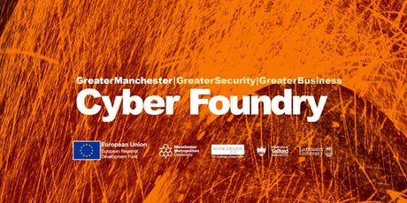 University of Salford Greater Manchester Cyber Foundry Conference 2020 tickets
