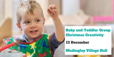 Baby and Toddler Group - Christmas Creativity tickets