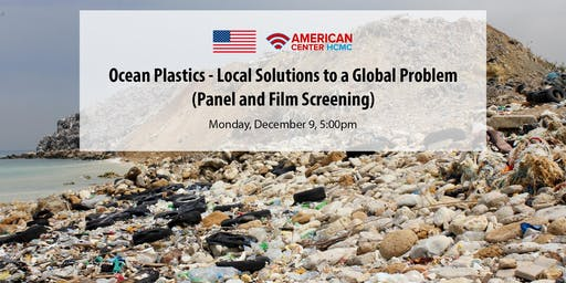 Ocean Plastics – Local Solutions to a Global Problem
