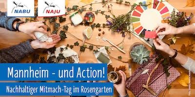 Mannheim - und Action! Nachhaltiger Mitmach-Tag