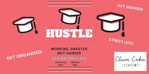 Hustle: Working Smarter Not Harder