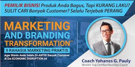 Marketing & Branding Revolution 2019 tickets