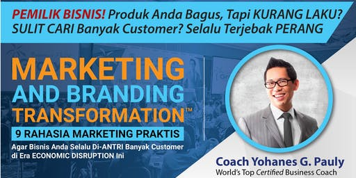 Marketing & Branding Revolution 2019