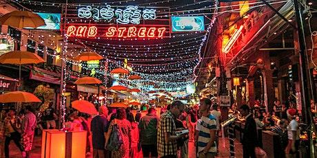 Christmas Cambodia Party biglietti