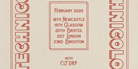 InTechnicolour and CLT DRP at Tyne Bank Brewery tickets