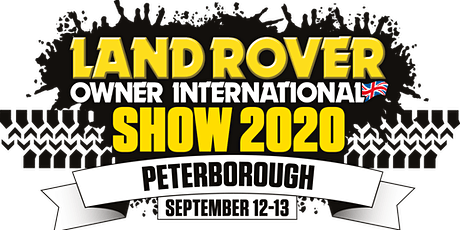 Land Rover Owner International Show 2021 tickets