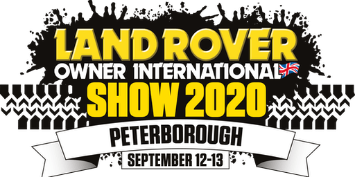 Land Rover Owner International Show 2020