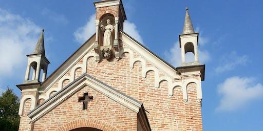 tra mura, castelli, porte e luoghi di fede