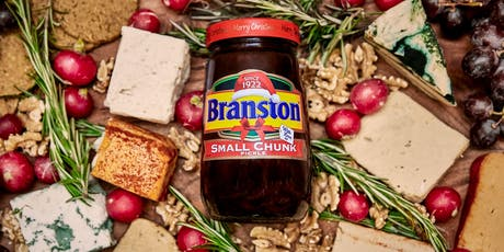 Vegan Cheese Tasting Featuring Branston Pickle! tickets