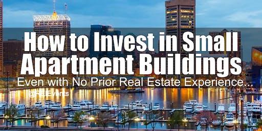 Investing on Small Apartment Buildings Birmingham AL