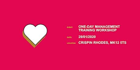 One-Day Management Training Workshop tickets