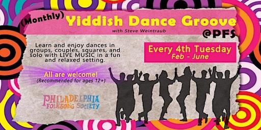 January Yiddish Dance Groove @PFS