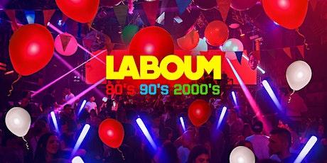 LA BOUM 80'S 90'S 2000'S billets