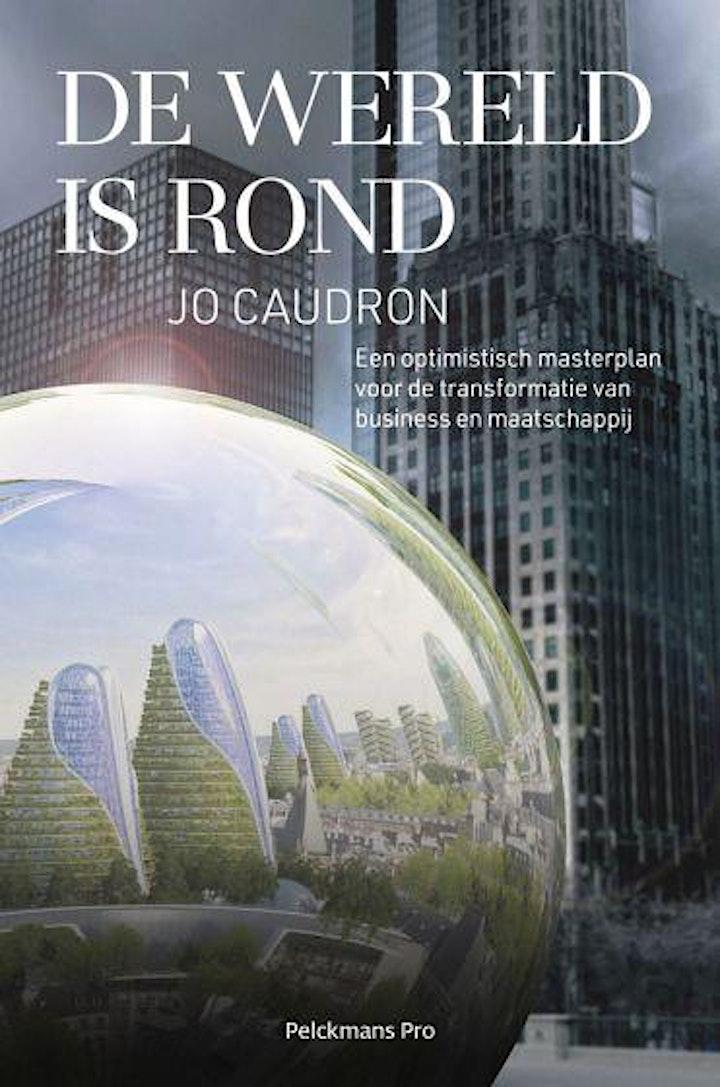 Afbeelding van Expert Talk : Jo Caudron