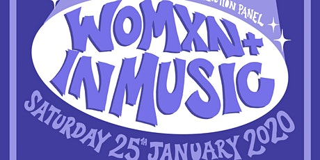 Womxn+ In Music tickets