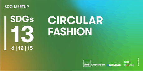 SDG Meetup #13 | Circular Fashion tickets