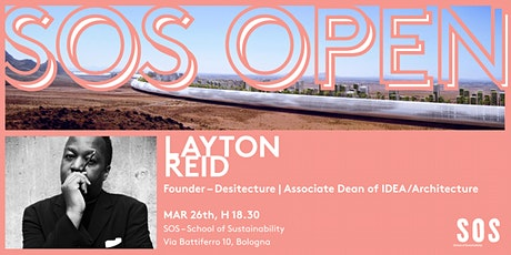 SOS OPEN – Layton Reid biglietti