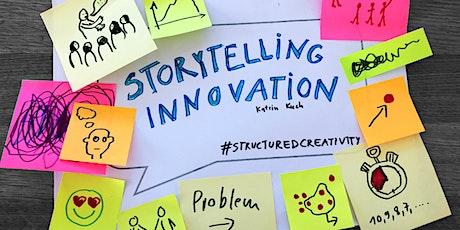 Storytelling Innovation Workshop Tickets