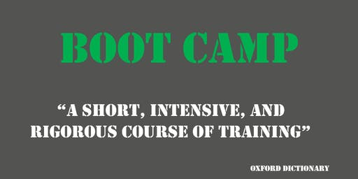 New Year - New You:  Research Profile Bootcamp