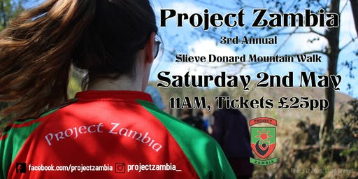 PZ Slieve Donard Mountain Walk 2020