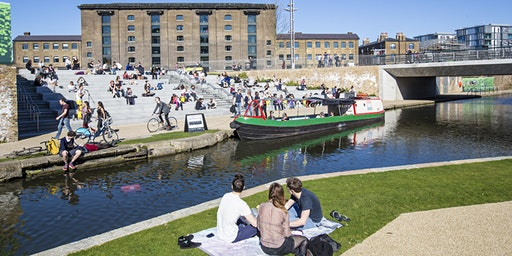 New London Architecture Walking Tour - Regent's Canal