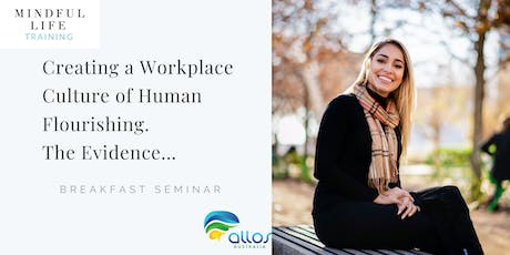 Creating a Culture of WellBeing at Work tickets