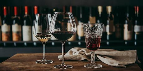 Wine Dinner - Tour of Spain tickets
