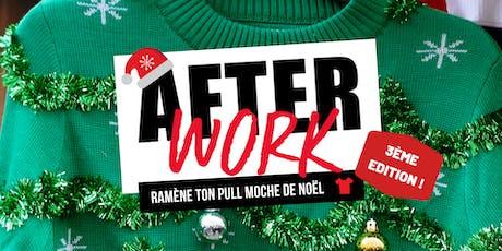 Afterwork : Ramène ton pull moche de Noël, 3ème édition ! tickets