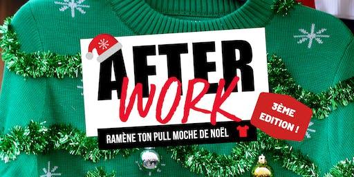 Afterwork : Ramène ton pull moche de Noël, 3ème édition !
