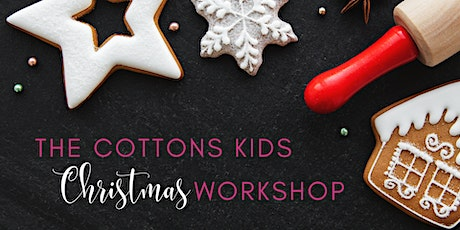 Cottons Kids Christmas Crafts Workshop tickets