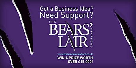 Bear's Lair Information Morning tickets