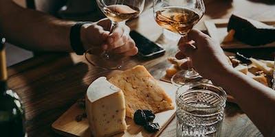 Wine Dinner - Cheese & Wine