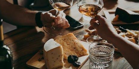 Wine Dinner - Cheese & Wine tickets