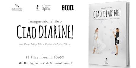 """Presentazione """"Ciao Diarine"""" biglietti"""