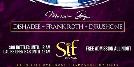 Sif Thursdays @ Sif Lounge tickets