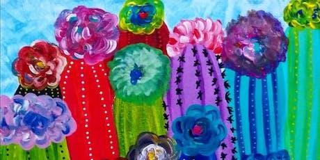 Afterwork: Cactus en folie! billets